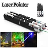 #7: SLB Works Brand New Cool 650nm Red Laser Pen Strong Visible Light Beam Powerful Laster Pointer Gifts