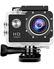 Sprinto CA05 Waterproof Sports Digital Action Camera with HD Video Recording & 2 inch HD Screen.(Random Colour)