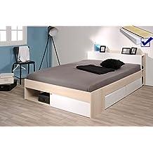 Betten 140x200 Mit Matratze Und Lattenrost