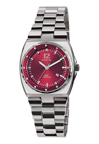 Breil orologio analogico quarzo donna con cinturino in acciaio inox tw1544