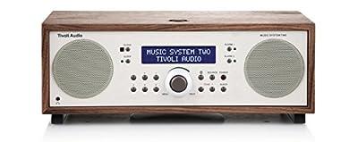 Tivoli Audio Music System Two Clock Digital Beige,Walnut radio - radios (Clock, Digital, AM,FM, Blue, 2.1+EDR, A2DP) occasione su Polaris Audio Hi Fi