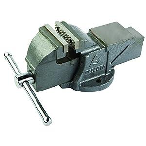 Bellota 6710-125 tornillo de banco fundido 125