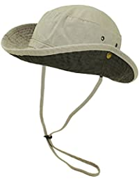 EveryHead Atlantis Cappello Da Safari Donna All Aperto Leisure Di Estate  Pescatore Vacanza Con Nastro Per Donne (AL… 0c8dd4676286