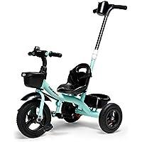 d8130ec8b2b1c6 Mysida Kids' Bikes 3 Ruote 2 in 1 Triciclo di Trike dei Bambini dei Bambini