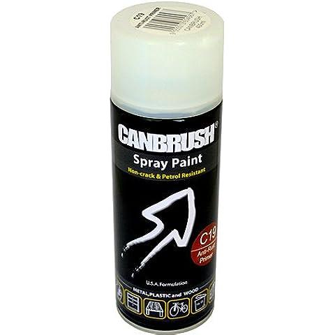 canbrush Anti ruggine primer vernice spray auto DIY scopo colore, Spray C19 - Anti Ruggine Vernice