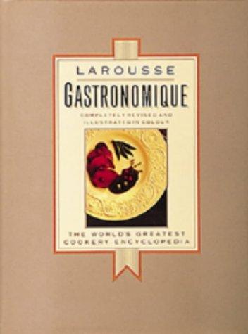 Larousse Gastronomique por Prosper Montagne