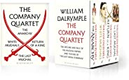 The Company Quartet: The Anarchy, White Mughals, Return of a King and The Last Mughal