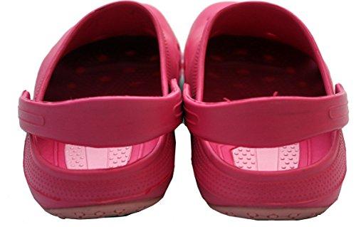 A&H Footwearwomenseva - Zoccoli da ragazza' donna Pink