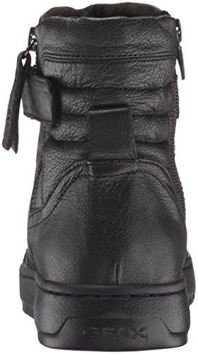 Geox D Nimat C, Bottes Classiques Femme Noir (Blackc9999)