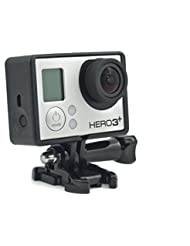 QUMOX standard Border Frame Mount Protective Housing Case For Gopro Camera HD Hero 4 3 3+