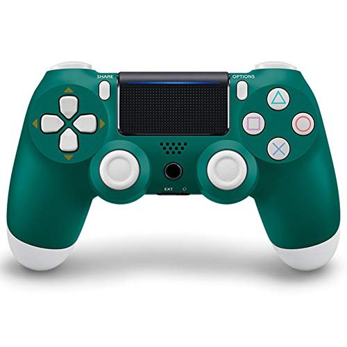 HEWE Spielsteuerung, Bluetooth Wireless Gamepad Für PS4 Controller Für Joystick Gamepad,Sunsetorange