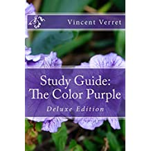 Study Guide: The Color Purple: Deluxe Edition (Study Guides and Lesson Plans)