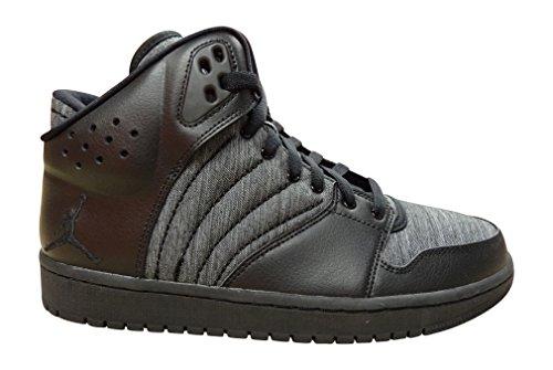 Nike Jordan 1 Flight 4, Scarpe da Basket Uomo, Nero (Negro), 42 EU