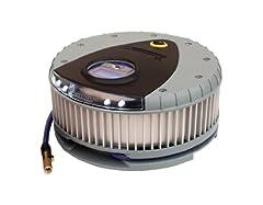Idea Regalo - Michelin 12262 - Gonfiatore elettrico per pneumatici con display digitale