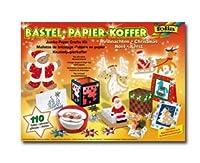 Folia Bastel-Papier-Koffer Weihnachten, ...