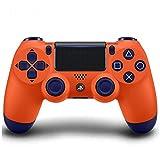 BBGBBG Manette sans Fil DualShock 4 pour Playstation 4-Orange