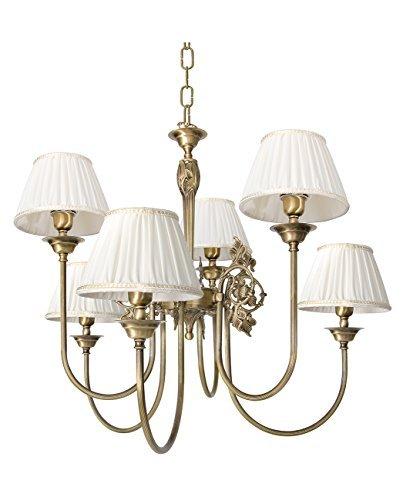 Premium lampadario lampada a sospensione in ottone