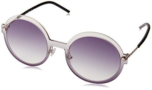 Marc Jacobs Unisex-Erwachsene MARC 29/S 9C 732 54 Sonnenbrille, Black/Dk Grey Sf