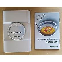 Clés recettes soupes pour Thermomix TM5