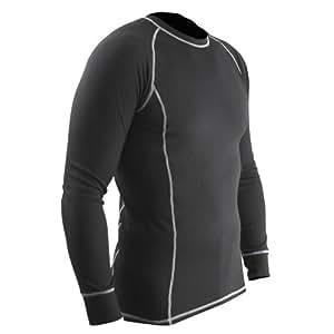 Roleff Racewear Funktionsunterwäsche Shirt, Schwarz, Größe XL