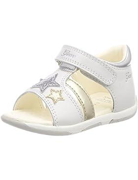 Geox Baby Mädchen B Sandal Tapuz Girl A