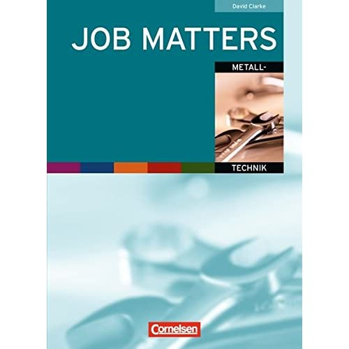 PDF] Job Matters - 1st edition: A2 - Metalltechnik: Arbeitsheft ...