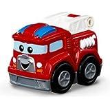 Mega Bloks 80403 Tiny N Tuff Buildables Firefighting Freddy Fire Engine Vehicle