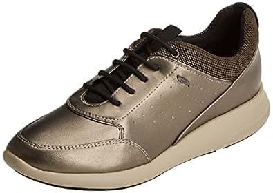 sports shoes 03e2c 17eaf Marrone 39 EU GEOX D OPHIRA B SCARPE DA GINNASTICA BASSE DONNA CREAM -  mainstreetblytheville.org