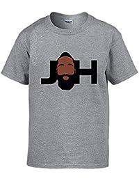 Camiseta James Harden La Barba MVP de Baloncesto