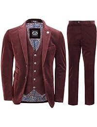 76cc6494f1d9 Amazon.fr   costume homme - Costumes et vestes   Homme   Vêtements