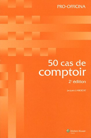50 Cas de comptoir par Jacques Labescat