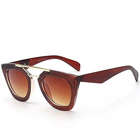 GCR Sonnenbrille Schatten Polarisierende Brille Sonnenbrillen Mode Koreanischen Brillen-Sonnenbrillen Für