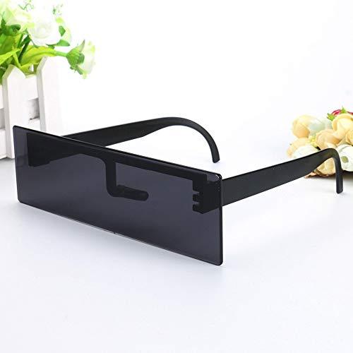 EDFVA Cool Black Mosaic Kostüm Gläser Nacht Party Favors Photo Booth Zubehör Halloween Sonnenbrille Party Supplies Dekoration