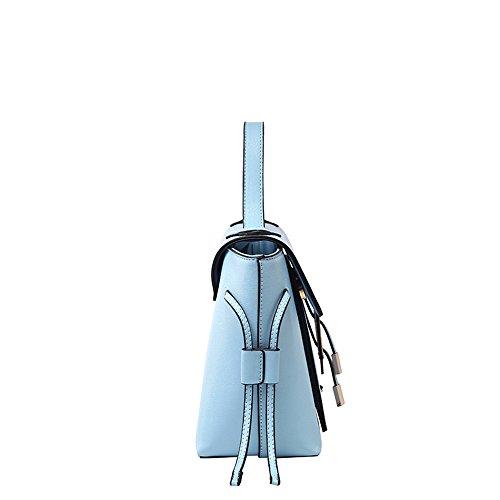 YANXI , Damen Tote-Tasche Blau blau blau