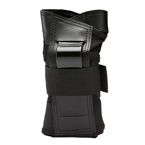 K2 Herren Inline Skates Schoner Prime M Wrist Guard, Handgelenkschoner - Prodektoren Skateboard Schutzausrüstung, schwarz, L, 3041501.1.1.L