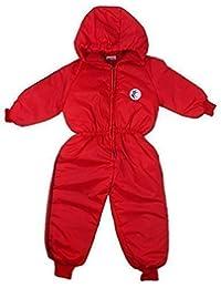 garçons bébé Swallow Motif à capuche Combinaison de neige Combinaison De  Ski combinaison Manteau tailles à 65c75b5c261