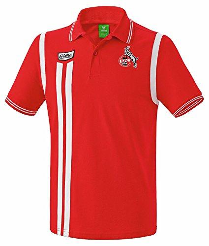 Erima 1. FC Köln Retro Poloshirt Herren