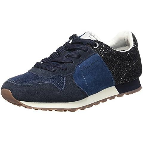 Pepe Jeans Verona Break - Zapatillas de deporte Mujer