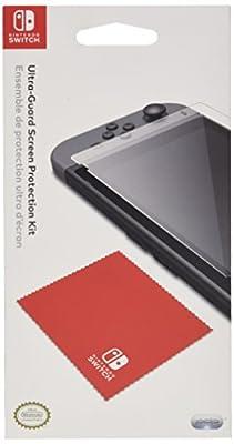 Switch Ultra-Guard Screen Protection Kit - 500-067-EU (Nintendo Switch) by PDP