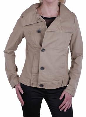 Diesel Women´s Blazer Jacket Bicik-SF Beige Size M - L