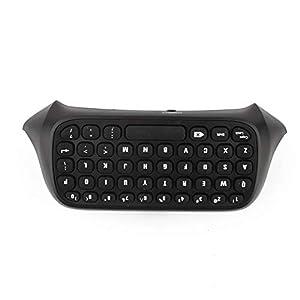 Bequemer Gamecontroller Mini 2,4 GHz Wireless Controller Text Messenger Tastatur Chatpad Tastatur for Microsoft Xbox One Controller für Freizeit und Unterhaltung