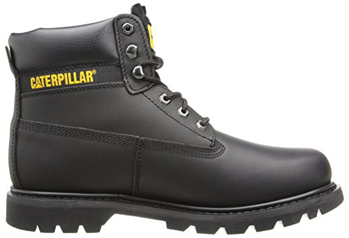 Caterpillar Colorado 6 Inch Black Mens Boots Noir