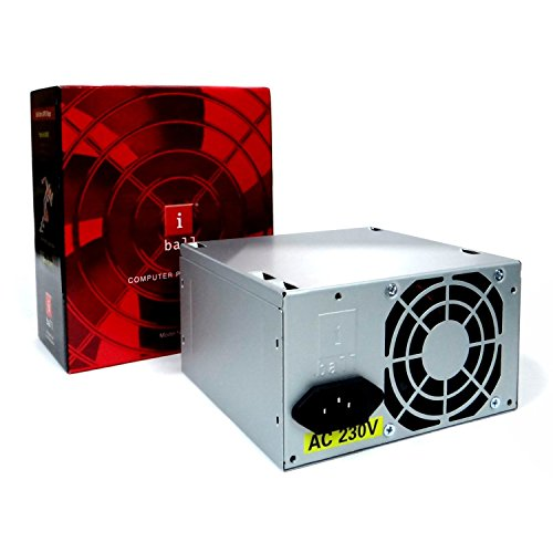 iBall 450W SMPS ATX Computer Power Supply (ZPS-299) 3YRS WARRANTY.