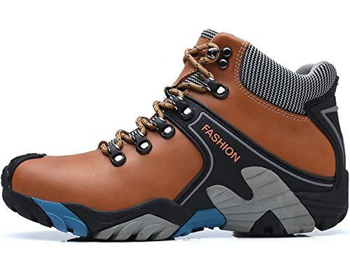 SINOES Unisex-Kinder Trekkingstiefel Santiago Pro AQX Trekking-& Wanderstiefel