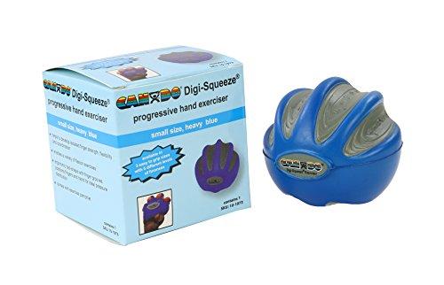 Handtrainer, Fingertrainer Digi-Squeeze®, blau (schwer)
