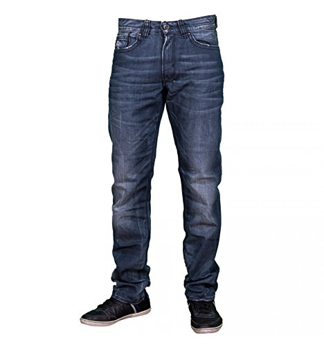 Jeans Regular Fit Broz Kaporal Blu Un Po 'used blu 34