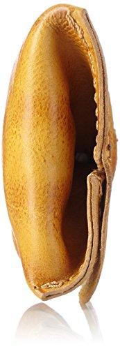 A.S.98 Unisex  Portafogli Orange (Papaya 6172)
