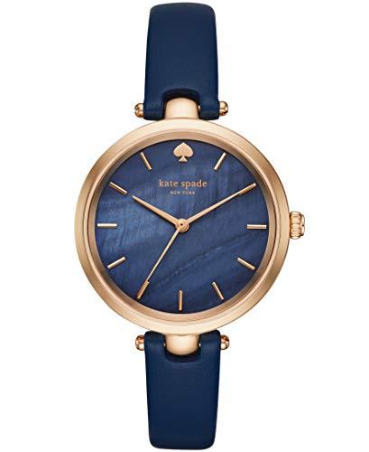 Kate Spade New yorkholland-Uhr-Blau