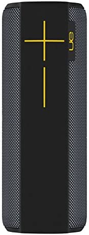Ultimate Ears Megaboom Altoparlante Wireless Bluetooth, Limited Edition, Impermeabile e Antiurto, Nero (Panthe
