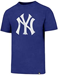 47 Maglietta MLB New York Yankees Knockaround Club – 100% Cotone e755f5d81cae